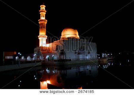 Flouting Mosque