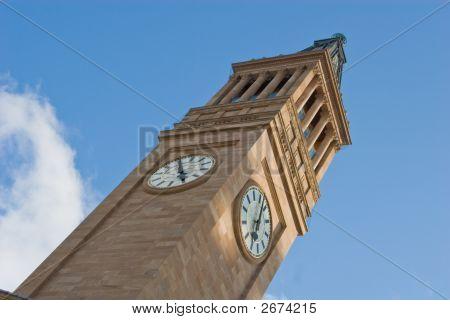 Brisbane City Hall Clock Tower