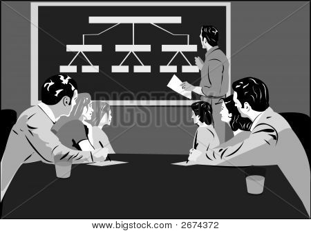 Business Meeting - Conference