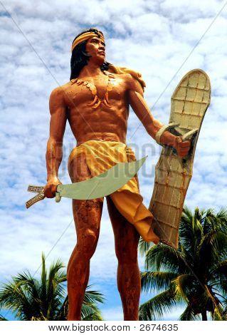 Lapu Lapu Statue Cebu Philippines