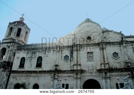 Cebu Cathedral Philippines