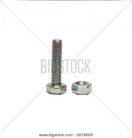 Head Bolt And Screw Nut