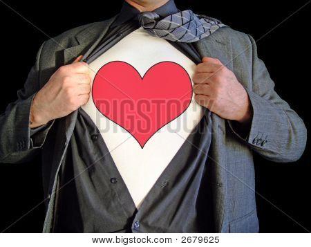 Amante del superhéroe