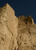 Cliffs in the Sinai Mountains