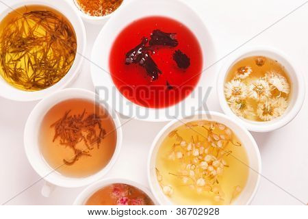 unique kinds of tea