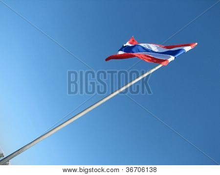 Thailand's National Flag