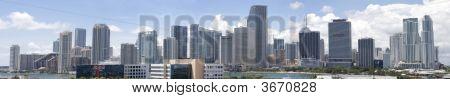 Beautiful Miami Panoramic