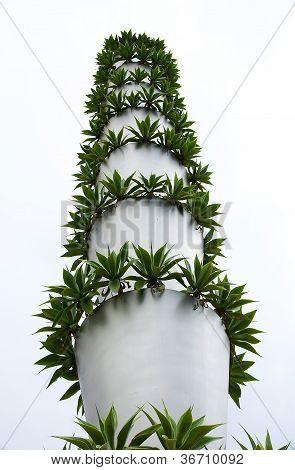 Ornamental handles