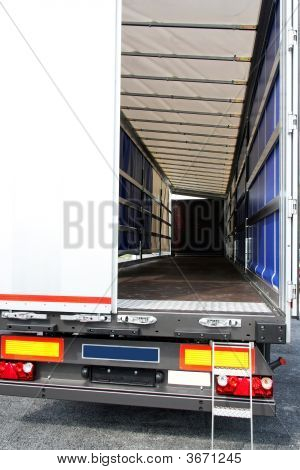Lorry Door