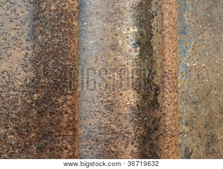 Rusty Corrosion Detail