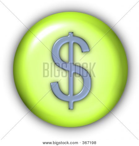 Currency Icon - Dollar