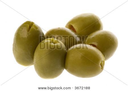 Stuffed Manzanilla Olives