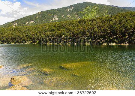 Engolasters Lake