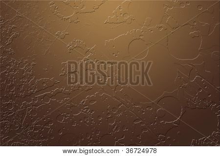 Splatter taupe