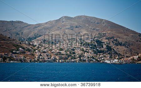 Island Symi (Simi)