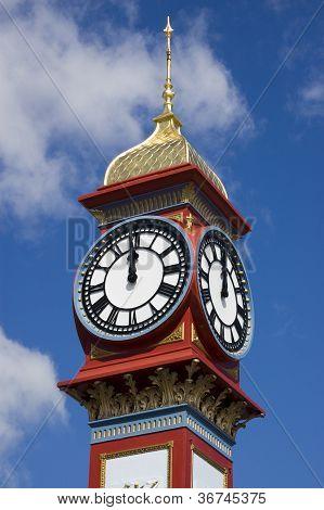 Victoria Clock, Weymouth