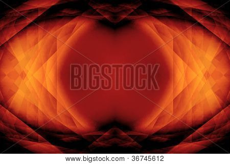 Gothic Science Fiction Eye Background