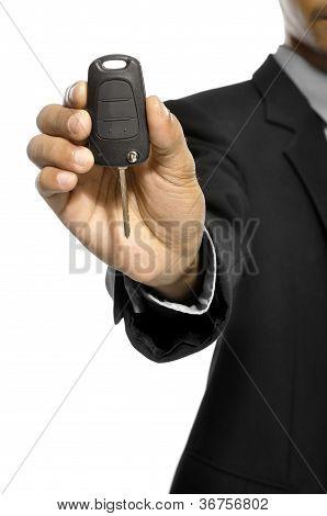 Give Car Key