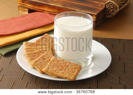Crackers And Milk