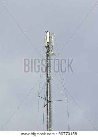 Telecommunication aerial tower