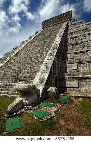 Chichen Itza The Castle
