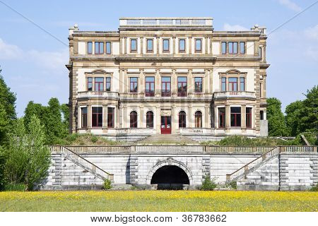 Old Historic Big House