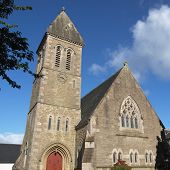 pic of bute  - Cardross parish church - JPG
