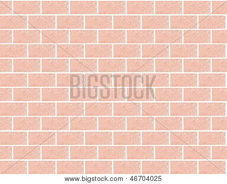 Brickwork design repeat pattern for wallpaper and backgrounds.