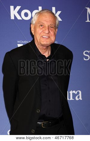 LOS ANGELES - JUN 12:  Garry Marshall arrives at the Crystal and Lucy Awards 2013 at the Beverly Hilton Hotel on June 12, 2013 in Beverly Hills, CA