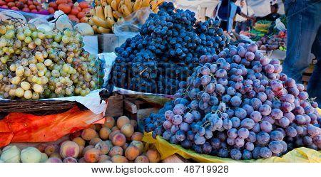 Market Day At Pisac, Peru