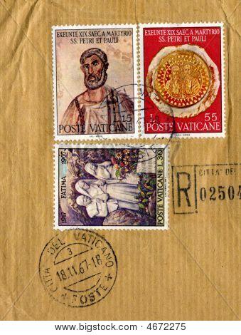 Sello de Vaticam