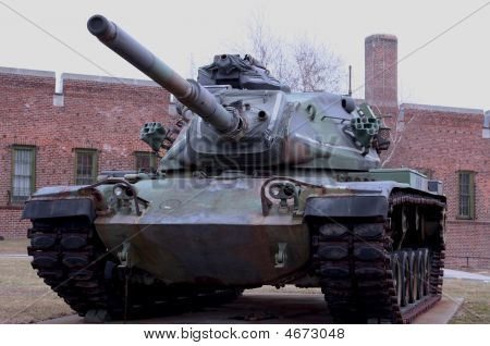 militärische tank