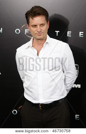 NEW YORK-JUNE 10: Actor Shea Whigham attends the world premiere of