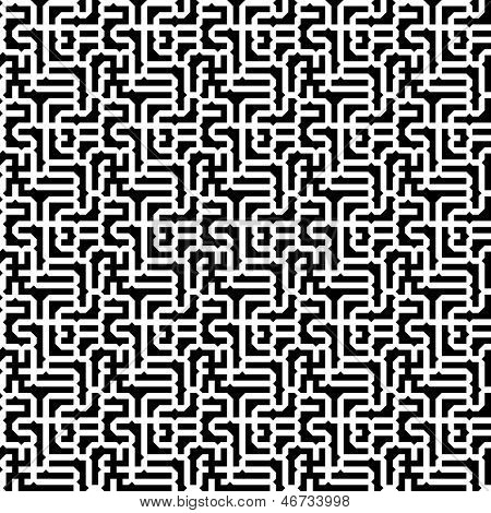 Labyrinth texture