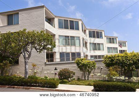 Condominiums In Point Loma San Diego California.
