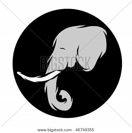 Elephant Emblem