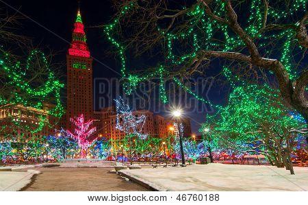 Cleveland-Weihnachten