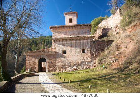 Suso Monastery Entry