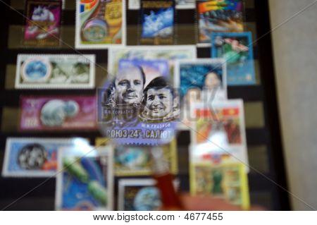 Álbum de selos