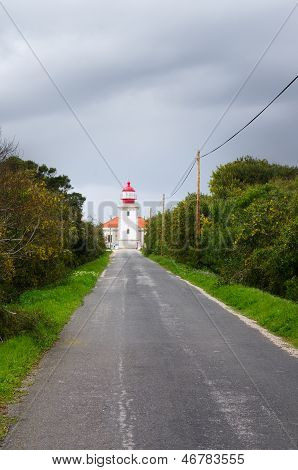 Cape Sardao Lighthouse