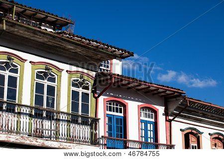 Ouro Preto, Brazil, South America.