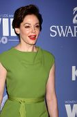 LOS ANGELES - JUN 12:  Rose McGowan arrives at the Crystal and Lucy Awards 2013 at the Beverly Hilto
