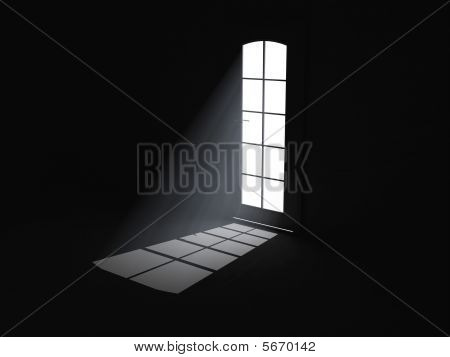 Dark doorway