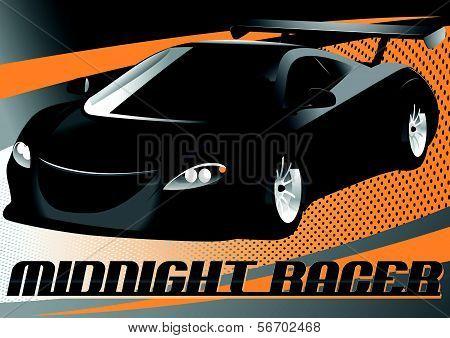 Midnight Racer.