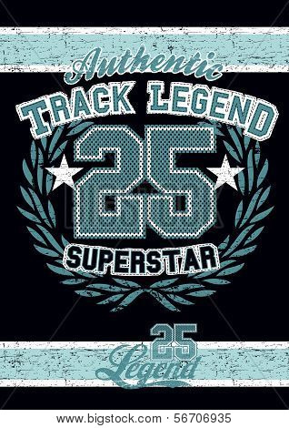 Track Legend Superstar.eps