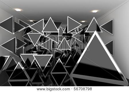 Abstract Interior Rendering