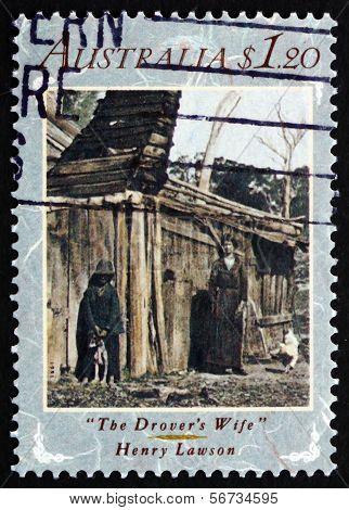 Postage Stamp Australia 1991 Australian Literature