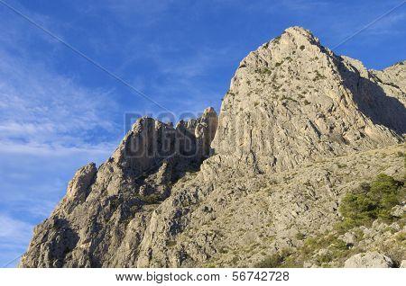 Puig Campana peak, Alicante, Valencia, Spain