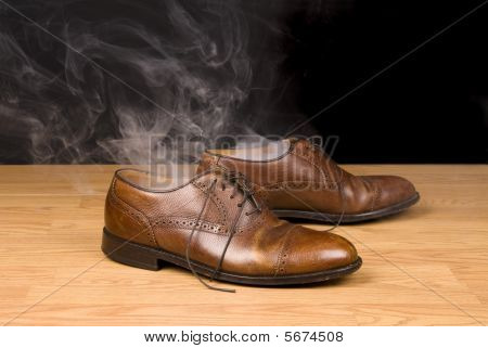Smoking Dress Shoes