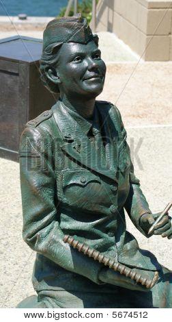 Weltkrieg Army nurse